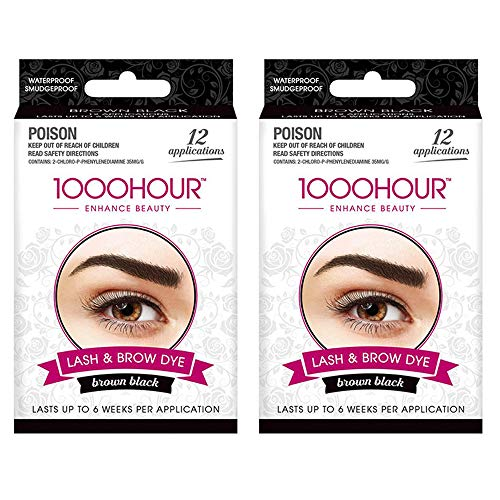 1000 eyelash brow - 5