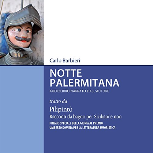 Notte palermitana | Carlo Barbieri