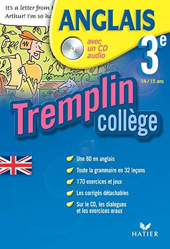 Tremplin collège- Anglais 3ème 14/15 ans