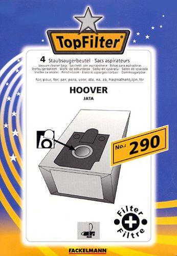 Fackelmann Top Filter 4 Staubsaugerbeutel Nr. 290