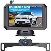 Yakry Y24 HD 1080p Digital Wireless Backup Camera System