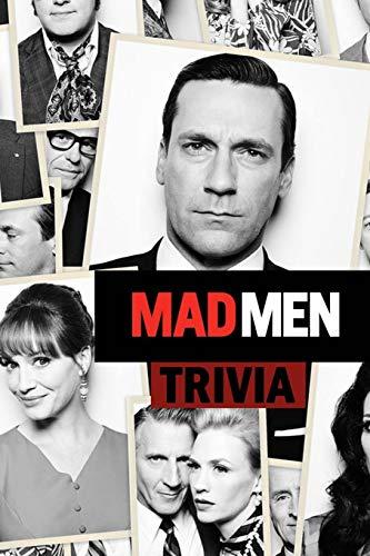 Mad Men Trivia: Trivia Quiz Game Book
