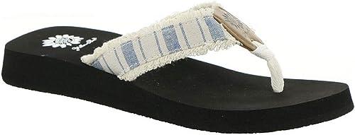Frenti Damen Box Gelb Nombcm2303 Zapatos doreBCxW