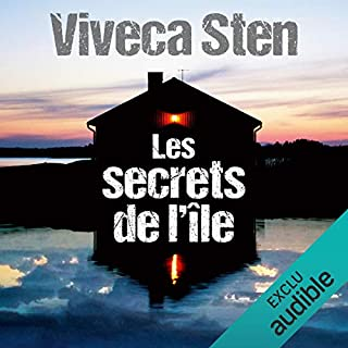 Couverture de Les Secrets de l'île