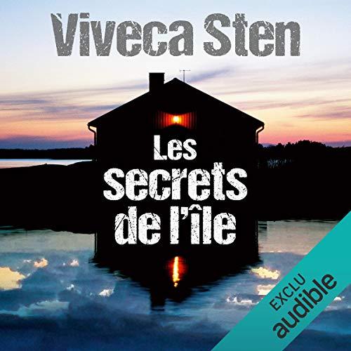 Les Secrets de l'île audiobook cover art