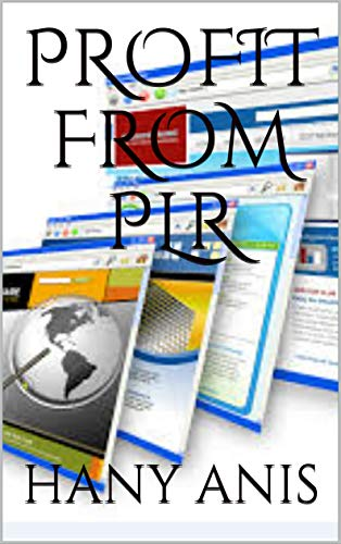 PROFIT FROM PLR (English Edition)