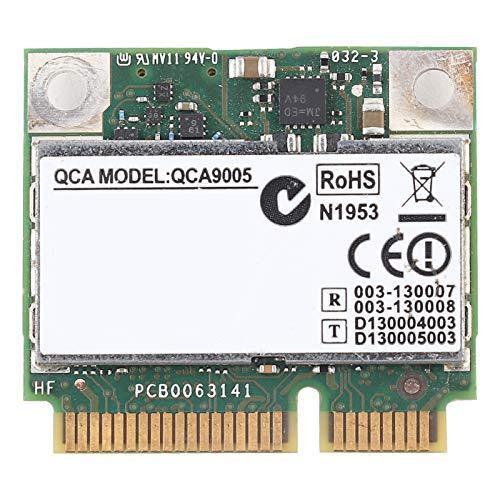 Shipenophy QCA9005 Adaptador de Red Interno Tarjeta de Red Bluetooth Inalámbrica para computadora para computadora portátil para PC para computadora portátil