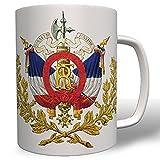 Wappen 3 Republik Frankreich Napoleon Paris Emblem Fahne - Tasse #7767