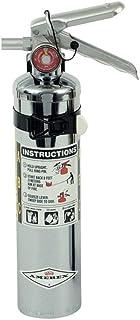 Amerex Fire Extinguisher, Dry Chemical, 2.5 lb. Capacity, B417TC