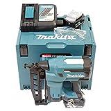 Makita DBN600RTJ MAKPAC - Clavadora (64 mm, 18 V, 5 Ah,...
