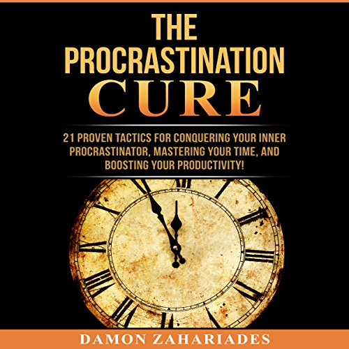 The Procrastination Cure cover art