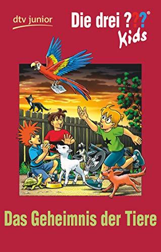 Die drei ??? Kids 53 - Geheimnis der Tiere (Die drei ??? Kids-Serie, Band 15)