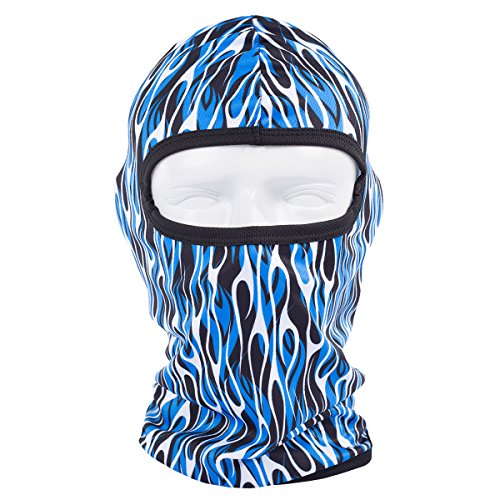 ECYC Outdoor Winter Snowboard Chapeaux Tactical Balaclava Beanie Masque Complet
