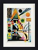 1art1 Wassily Kandinsky - Balancement, 1925 Gerahmtes