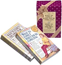What to Expect Gift Set: What to Expect When You're Expecting/What to Expect the First Year