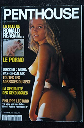 PENTHOUSE 124 N° 124 MAI 1996 ROY STUART STEPHEN HICKS LOLITAS EROTIC PATTI DAVIS INTEGRAL NUDE
