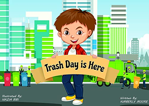 Trash Day is Here (English Edition)