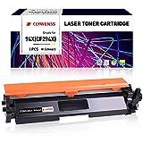 Clywenss CF294X CF294A - Cartucho de tóner compatible con HP 94X 94A para impresoras HP Laserjet Pro M118 M118dw, Laserjet Pro MFP M148 M148dw M148fdw M149 M149fdw con chip (1 negro, 2800 páginas)