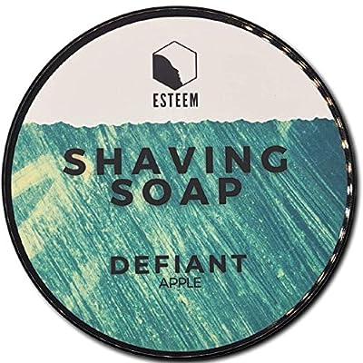 Esteem Artisan Shaving Soap in Bowl 125g (Defiant)