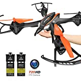 Cool Big Size Drone with FPV 720P HD Camera, APP...