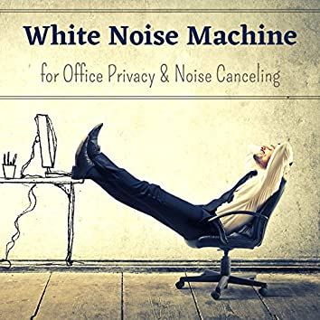 White Noise Machine for Office Privacy & Noise Canceling