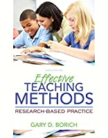 Effective Teaching Methods Research-Based Practice, 9th Edition Front Cover