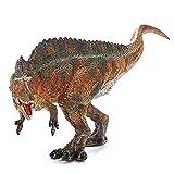11 'Allosaurus Dinosaurio Figura, Dinosaurio realista Figura de acción Toy Soft Pintado a mano Pintado de dinosaurios Modelo de estatuilla Colección de vida para 3 4 5 6 7 8 años niñeras niñas niños n