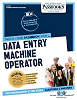 Data Entry Machine Operator (Career Examination)