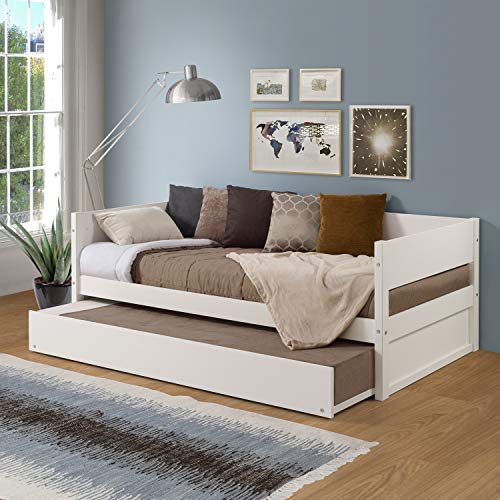 Concord Daybed, Single, White