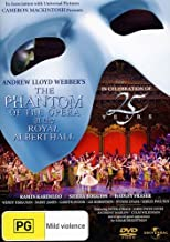 The Phantom Of The Opera At The Albert Hall - 25Th Anniversary The Phantom Of The Opera At The Royal Albert Hall - 25Th Anniversary (DVD)