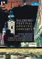 Salzburg Festival: Opening Concerts/ [DVD] [Import]