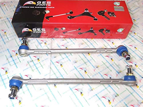 Buy Bargain GES PARTS BMW E90 E91 E82 E92 New 2PCS Front SWAY BAR STABILIZER Links 31356765933/934