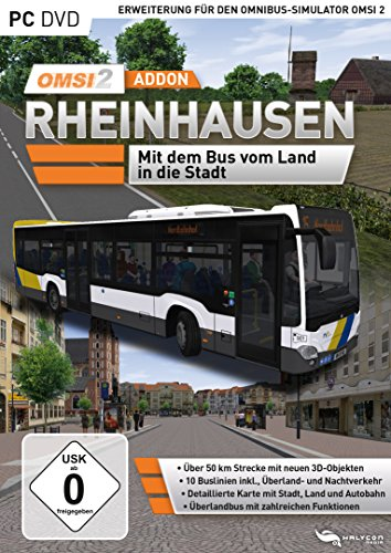 OMSI 2 - Rheinhausen (Add-On)
