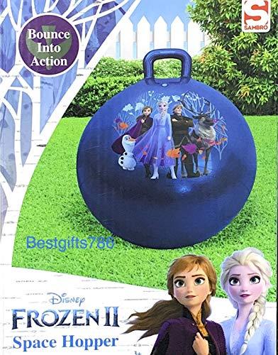 Disney Frozen 2 Space Hopper