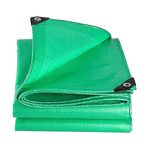 XXT Buiten dikke kunststof regendoek waterdichte zonwering tent doek vrachtwagen licht canvas zonwering luifel buiten waterdicht groen