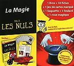 Le Kit Magie pour les Nuls de François MONTMIREL