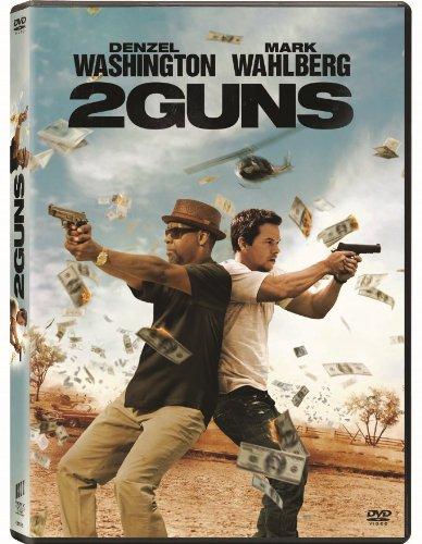 2 Guns (Import Dvd) (2014) Denzel Washington; Mark Wahlberg; Paula Patton; Bal