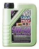 Liqui Moly 20230 Molygen New Generation 5W40 Motor Oil, 1 l, 1 Pack