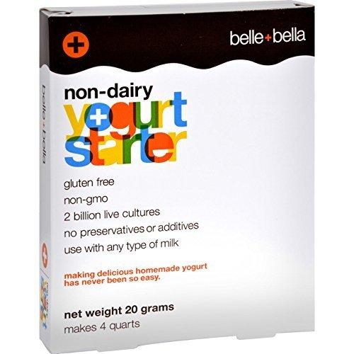 Belle & Bella Yogurt Starter, Pack of 3