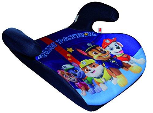 HiTS4KiDS - Kindersitzerhöhung, Auto-Sitzerhöhung, Kindersitz, 15-36kg, 3-12 Jahre, Gruppe 2-3, ECE R44/04 geprüft, PAW Patrol
