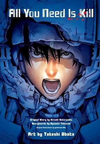 All You Need is Kill 2-in-1 Manga