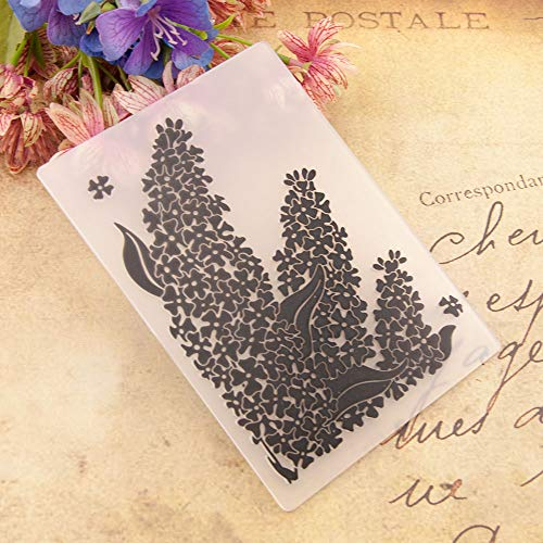 Welcome to Joyful Home 1pc Different Pattern Frame Background Clear Stamp for Card Making Decoration and Scrapbooking