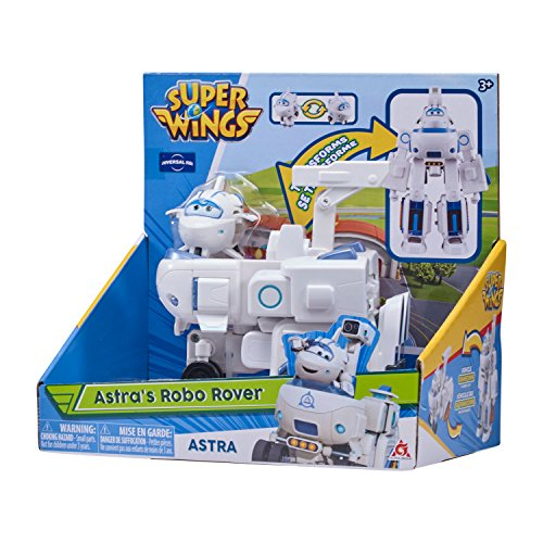 Alpha Group Co., Ltd Super Wings Astra Transforming Vehicle
