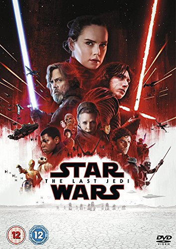 Star Wars The Last Jedi DVD [Italia]
