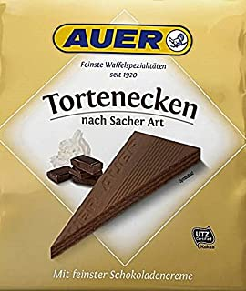 Auer Cake Wafers Sacher Art From Austria, 24 Packages with Each 100 Grams
