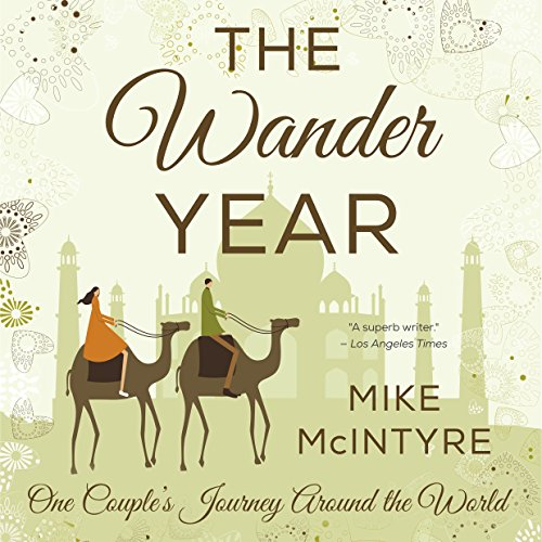The Wander Year cover art