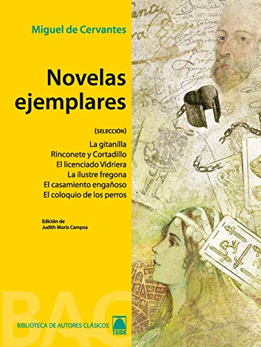 Colección Biblioteca de Autores Clásicos 08. Novelas ejemplares -Miguel de Cervantes-