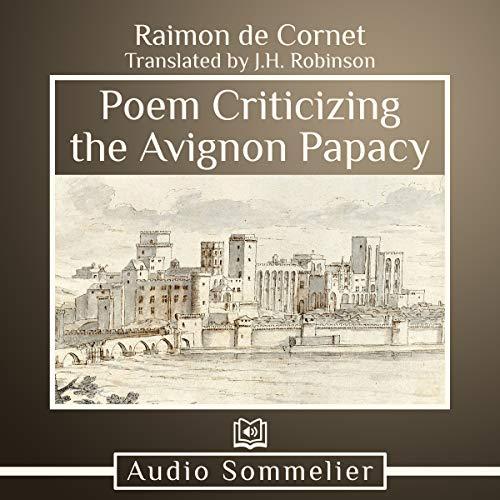 Poem Criticizing the Avignon Papacy audiobook cover art