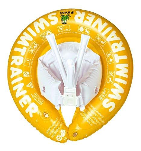 Freds Swim Academy 10330 - Schwimmtrainer Classic, 4 bis circa 8 Jahre, gelb