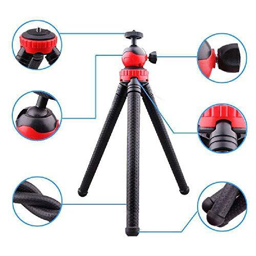 Langy Mobiel flexibel octopus statief met statiefadapter voor mobiele spiegelreflexcamera's